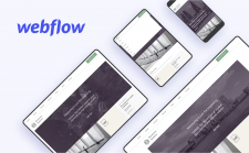 Верстка Webflow