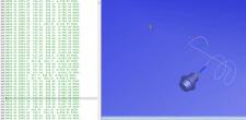 4_осев. программа для станка ЧПУ + кинем. мод.