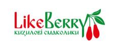 Логотип для бренда Like Berry