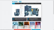 Промо-сайт Airsystems