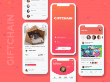 #App @Giftchain