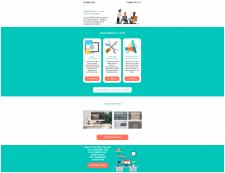 Верстка HTML письма для компании Web2Com