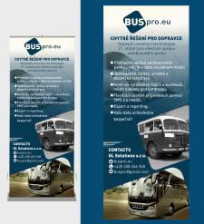 Роллап для  для BUSPRO.EU