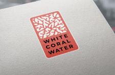 "Логотип для воды ""White Coral Water"""