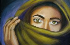 Арабчанка