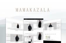 Landing Page для интернет магазина курток