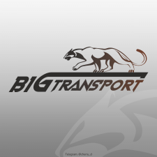 Логотип для компании BIG Transport