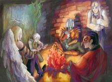 Иллюстрация к иссторие