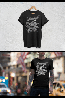 T-Shirt Design Music