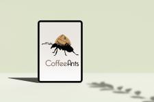 "Логотип ""CoffeeAnts"""