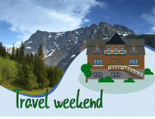 Travel weekend