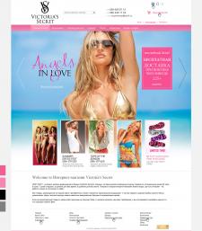 VERY-SEXY - интернет-магазин американского бренда Victoria's Sec