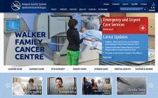 Редизайн медицинского сайта