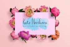 Логотип для instagram-блогера