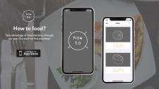 """Мобильное приложение """"Доставка еды"""""""