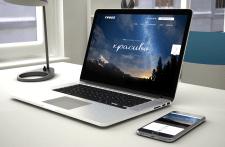 Corporative website (PSD to HTML)