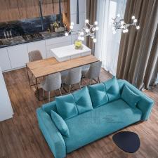 Дизайн-проект квартиры в г.Буча