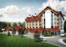 Отель в Карпатах-3