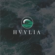 """Логотип для личного бренда """"HVYLIA"""""""