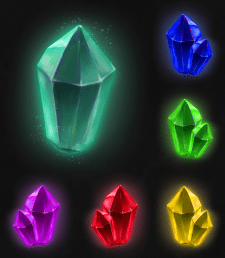 Варианты кристаллов