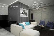 Дизайн квартир от Gratage-Visual