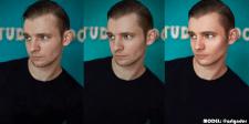 Портретная ретушь разной сложности