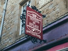 Логотип ресторана