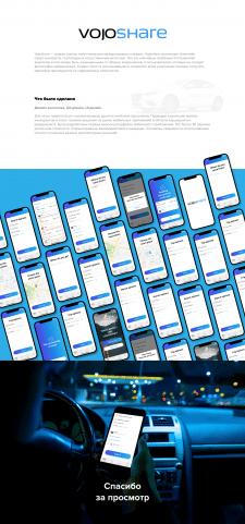 Мобильное приложение «VojoShare»