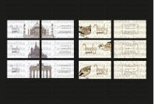 Визитные карточки (6 штук).