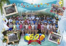 Дизайн фото для отряда детского лагеря