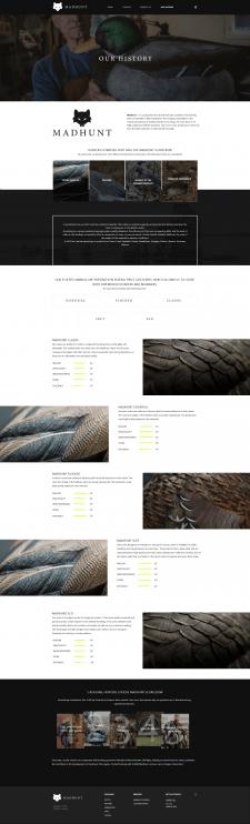 MadHunt сайт амуниции для охотников