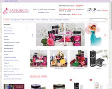 Оптимизация сайта tavrikon.ru