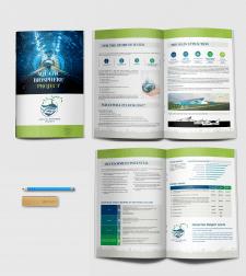 Брошюра для Aquatic Biosphere Project