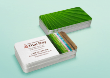 визитка, салон тайского массажа