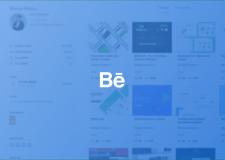 Полное портфолио на Behance