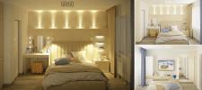 Спальня часть 1