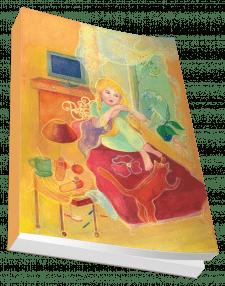 Детская книжка А5 формат