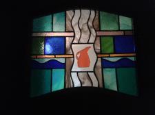 Цвет и свет: витражи в пространстве интерьера