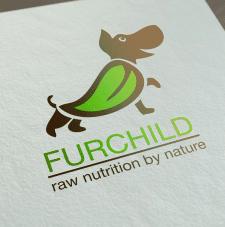 Логотип для собачего корма