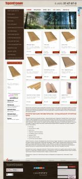 Оптимизация и продвижение магазина пиломатериалов