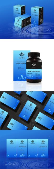 упаковка для гиалуроновой кислоты (Германия)