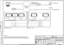 Схема ТВ системы