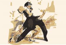 """Иллюстрация """"Танец"""""""