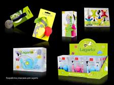 Упаковка Lagarto