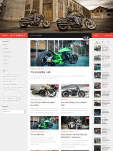 CUSTOMMOTO blog