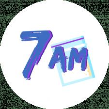 "Logo ""7am"""