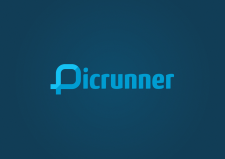 Логотип Picrunner