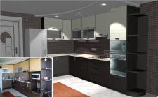 кухня 05 (программа: PRO100)