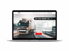 Разработка сайта для логистической компании