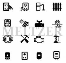 Иконки для бытовой компании